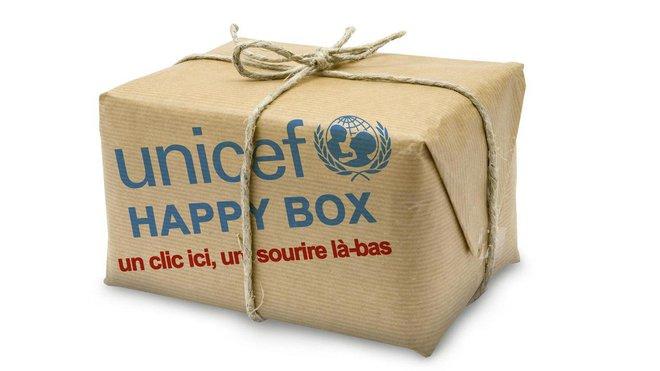 une box pour un cadeau utile et solidaire. Black Bedroom Furniture Sets. Home Design Ideas