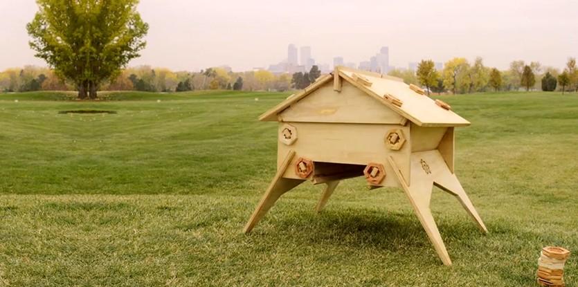 construire sa ruche open source pour sauver les abeilles. Black Bedroom Furniture Sets. Home Design Ideas