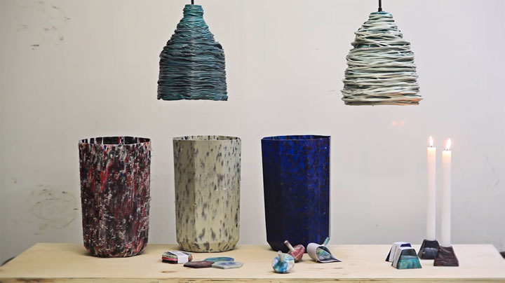 recycler vos d chets plastiques depuis chez vous pour les transformer en objets du quotidien. Black Bedroom Furniture Sets. Home Design Ideas