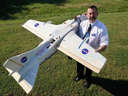 La NASA développe un drone anti-feux de forêts