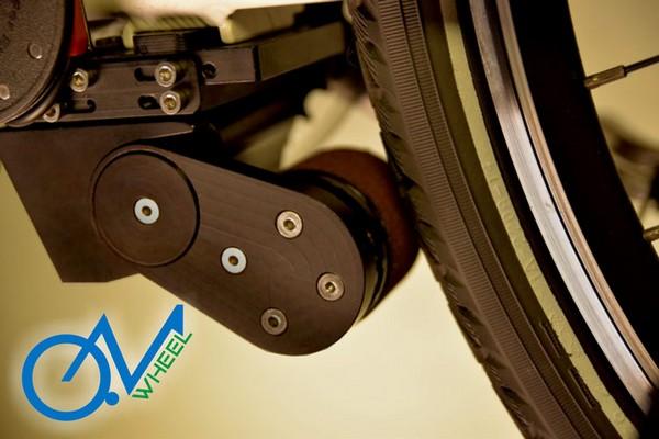 Go-e ONwheel : transformer son vélo en vélo électrique