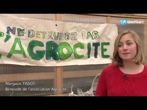Agrocité de Colombes : des fleurs contre des bulldozers