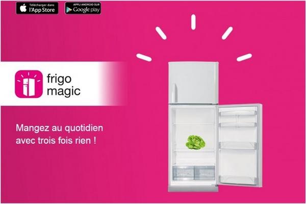 Frigo Magic : Une Application Mobile Anti-Gaspillage