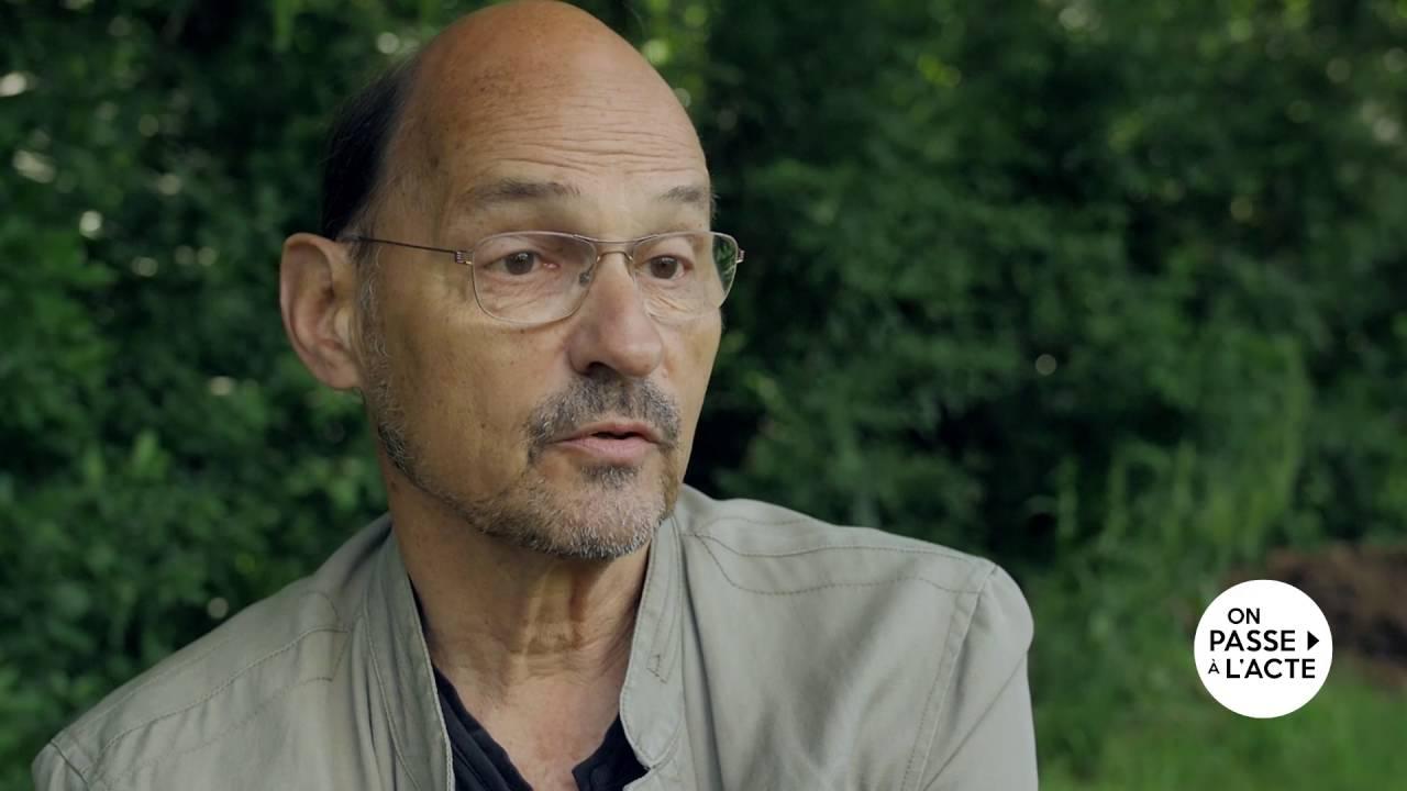 Marc Stephan mutualise un jardin avec les habitants de son territoire