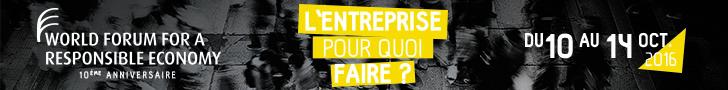 Bannière World Forum Lille