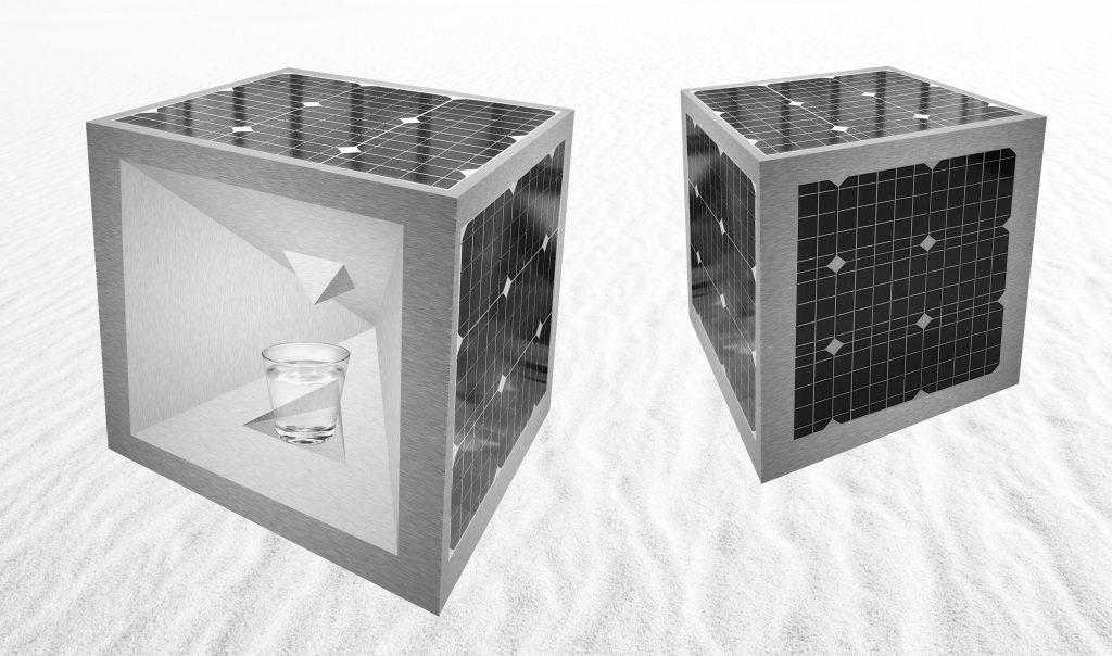 sunglacier dc01 produire de l eau potable partir de l air ambiant. Black Bedroom Furniture Sets. Home Design Ideas
