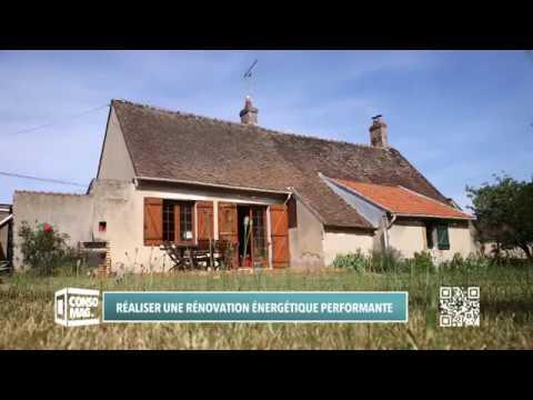 Efficacité énergétique : réaliser une rénovation énergétique performante
