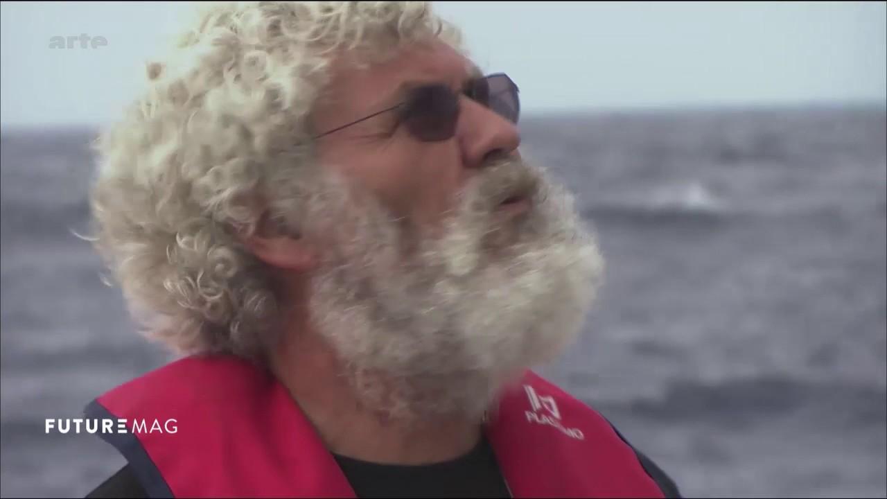 Eric Karsenti et l'expédition Tara Oceans