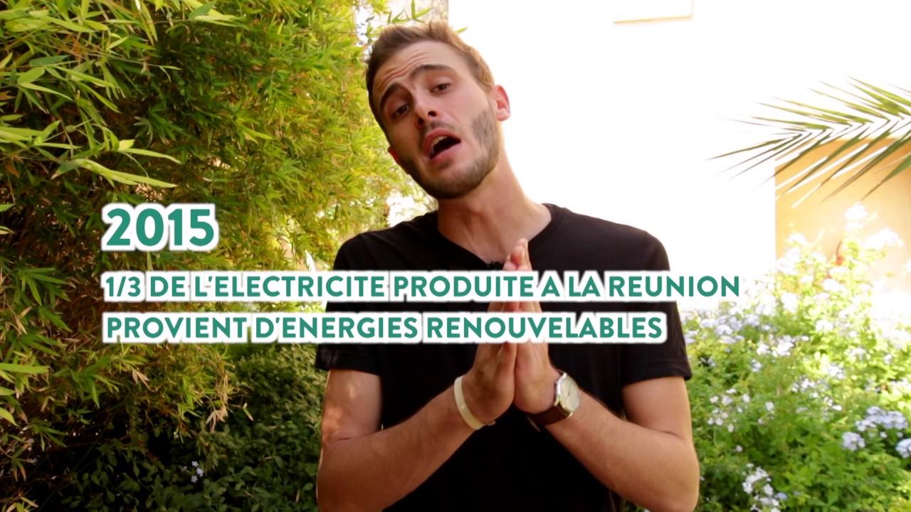 L'île de la Réunion, le labo de la production d'électricité renouvelable