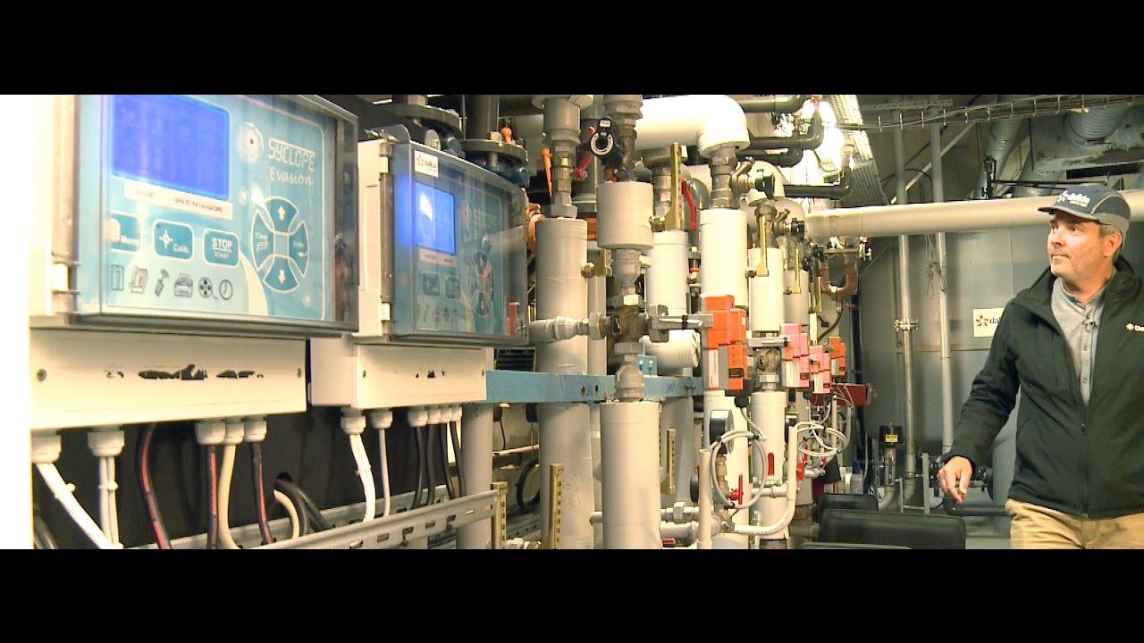 Piscine municipale : comment réduire la facture énergétique