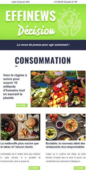 Page EFFINEWS - Image EFFINEWS Décision