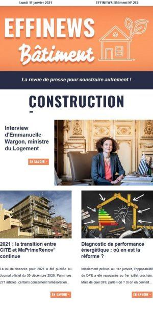 Page EFFINEWS - Image EFFINEWS Bâtiment V2